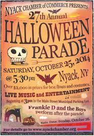 designing halloween parade posters