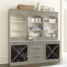 sideboards interesting hutch with wine rack sideboard buffet