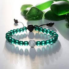 glass bracelet images Live lokai the glass bead bracelet has a frosted matte