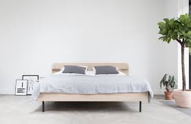 Scandinavian Bed Bed Frame Type 1 Oak U2013 Crowdyhouse