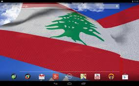 Old Lebanese Flag 3d Lebanon Flag Android Apps On Google Play