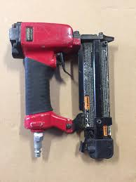 Central Pneumatic Staples by Husky Hdn10400 2 In 1 Pneumatic Air Nailer And Stapler Ebay