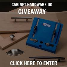 kreg cabinet hardware jig cabinet hardware jig by kreg tools giveaway ana white woodworking