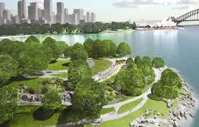 Botanic Garden Sydney Royal Botanical Gardens In Sydney To Welcome A 130 Million Re