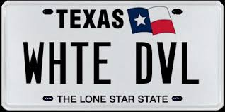 Dmv Vanity Plate 15 Outrageous License Plates Rejected By The Texas Dmv