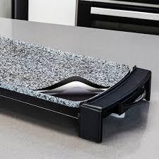 plancha de cuisine plancha de cuisine cecomix rock 2500 3044 2150w 21 95