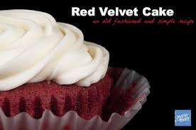 old fashioned simple red velvet cake recipe mamabake