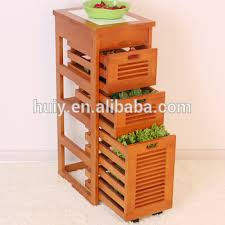Restaurant Wooden Kitchen Cabinet With Drawers Made In China - Kitchen cabinets made in china