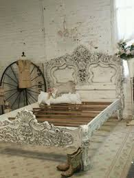 Shabby Chic Bed Frames Sale by Reserved Shabby French Italian Provencial Bed By Junkdrawerdivas