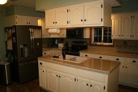 Rose Cabinets Updated Antique White Kitchen Cabinets St Rose Il U2014 Dba Custom