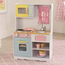 kidkraft kitchen set amazon com kidkraft retro kitchen and
