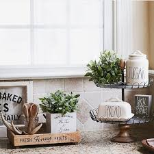 kitchen countertop decor ideas best 25 kitchen counter decorations ideas on