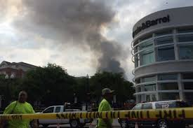 Barnes And Noble Clarendon Updated Major Electrical Fire At Market Common Clarendon Arlnow Com