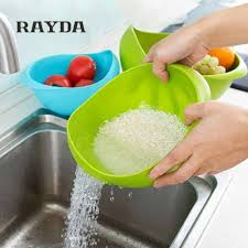 aliexpress com buy rayda 2 sizes multifunctional rice washing