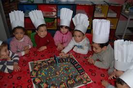 atelier cuisine en creche creche alhassaniya
