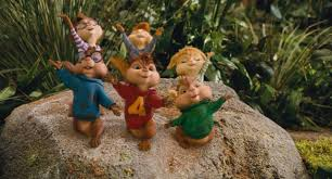 Alvin And The Chipmunks Christmas Ornament - alvin and the chipmunks chipwrecked blu ray u0026 dvd review