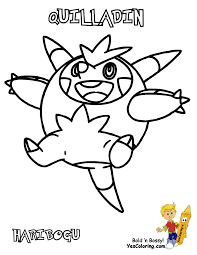 spectacular pokemon x and y chespin swirlix free coloring