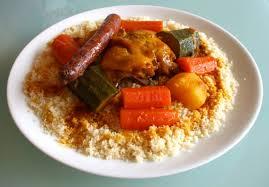cuisine a base de poulet recette couscous poulet et merguez sur recettes faciles de