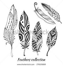 henna feather stock images royalty free images u0026 vectors
