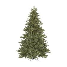 shop vickerman 7 5 ft pre lit frasier fir artificial