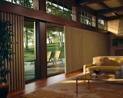 sliding patio door window treatments ideas home design ideas