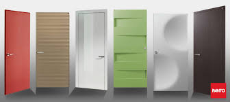 italian designer doors