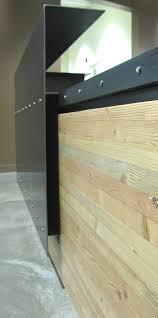 Custom Reception Desk Custom Furniture Woodworking Madera Furniture Company