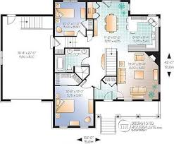 house plan layout house plan w2187 v1 detail from drummondhouseplans com