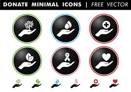 imagenes vectoriales gratis donar iconos mínimos vectoriales gratis descargue gráficos y