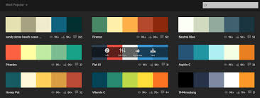 color cheme essential color tools for ux designers ux planet