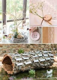 Wedding Table Centerpieces The Perfect Autumn Woodland Wedding Theme Confetti Co Uk