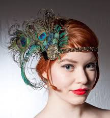 flapper hairstyles for long with headband chgn ffdd