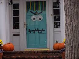 57 diy halloween door decorations for office halloween front door