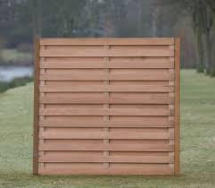 hardwood fence panels discount fence panels