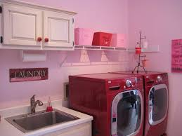 15 best pink laundry rooms images on pinterest pink