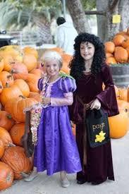 Mother Gothel Halloween Costume Love Nana Dress Costumes Kids Lexie