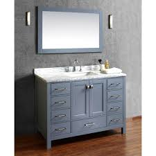 Solid Wood Bathroom Cabinet Enchanting Upload Solid Wood Bathroom Cabinet Jpg Single Bathroom