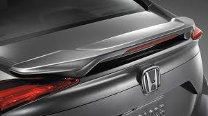 accessories the 2018 civic honda canada