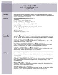 art teacher resume samples teacher resumes samples of teacher
