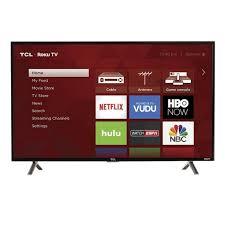 display tv tcl 40 1080p 120hz cmi roku smart led tv black 40s305 target