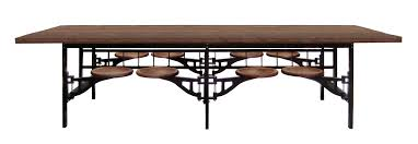 winsome industrial dining tables 85 industrial style dining table