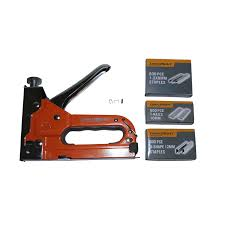 Upholstery Electric Staple Gun Staple Guns U0026 Staples Available From Bunnings Warehouse