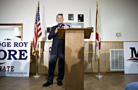 What Is The Flag Of Alabama Gop Fractures On Roy Moore U0027s Bid For Alabama Senate Seat Wsj