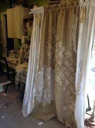 burlap and lace curtains u2013 bazaraurorita com
