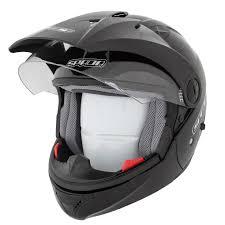 full face motocross helmet spada duo dual sport motorcycle motocross motorbike sun visor