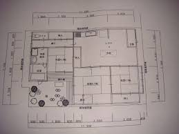 traditional japanese house floor plan google search within