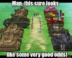 Girls Und Panzer Meme - girls und panzer meme by turbofurby on deviantart