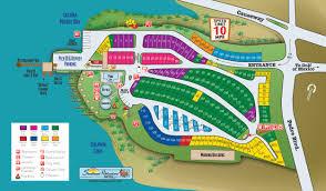 Kings Island Map South Padre Island Texas Campground South Padre Island Koa