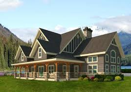 custom farmhouse plans custom farmhouse plans this post and beam home will be