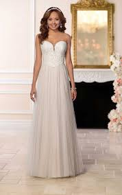 simple wedding gown wedding dresses stella york